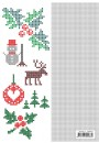 "CCPAT017 Crosscraft free pattern-17 ""Christmas-4"" patronen 17"
