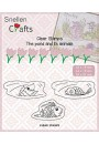 """CLP003 Snellen Crafts Clear Stamps Pond-life """"Fishes"""""""