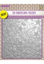 "EF3D003 3D-embossing folder ""flowers-3"""