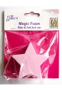 NMMMF007 Magic Foam block  star-shape