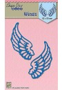"SDB061 Shape Dies Blue ""Wings"""