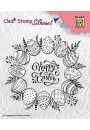 SIL027 Silhouette Clear Stamps