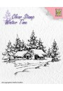 WT002 Clear Stamps Winter Time