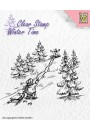 WT003 Clear Stamps Winter Time
