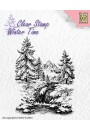 WT004 Clear Stamps Winter Time
